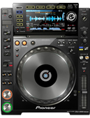 Pioneer CDJ2000 Nexus and DJM2000 Nexus Now In Stock!