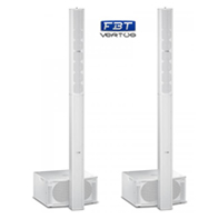 Hire White Speaker PA Systems